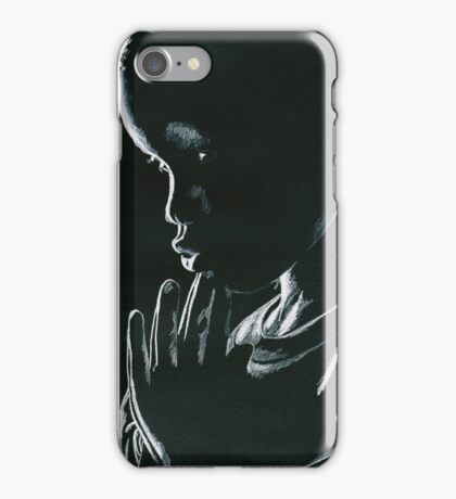 Praying Child iPhone Case/Skin