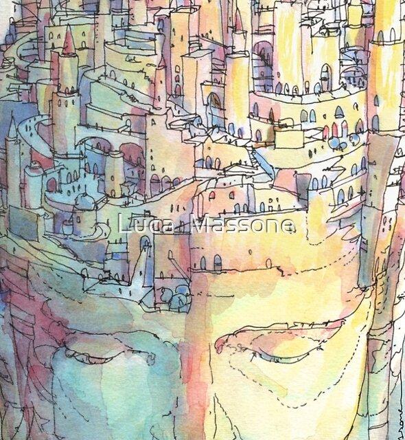Fondamenta by Luca Massone  disegni