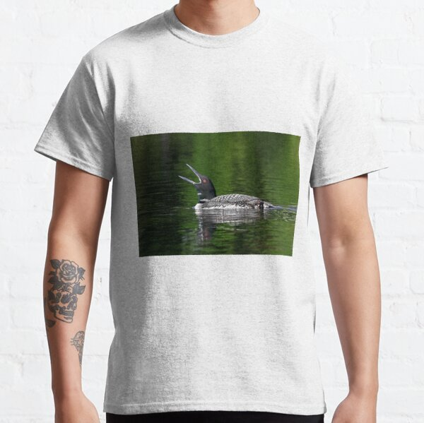 Call of the loon - Common Loon Classic T-Shirt