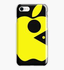 Pac Apple (mac man) iPhone Case/Skin