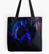The Art Of Melancholic Dependence... The Denial Tote Bag