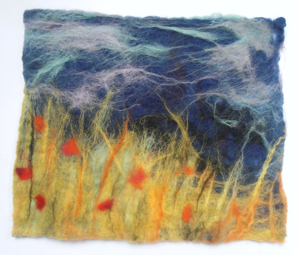 Hay Meadow  by Susan Duffey