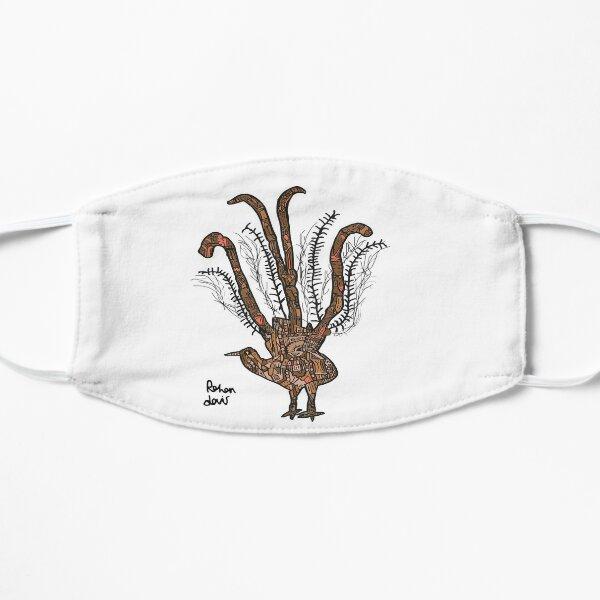 Robot Lyrebird Mask