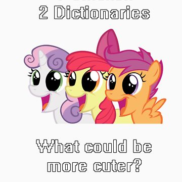 1 Chicken 2 Dictionaries by AwesomeCore