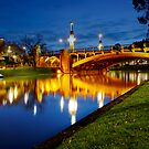 King William Bridge by Nathan Waddell
