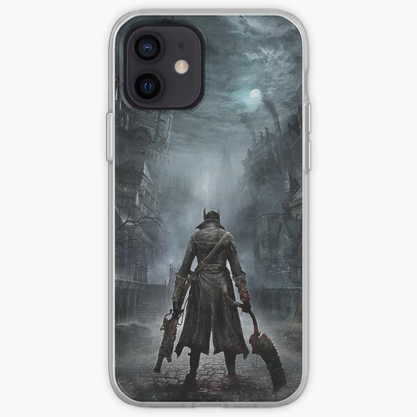 Bloodborne iPhone Soft Case