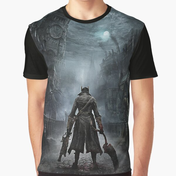 Bloodborne T-shirt graphique