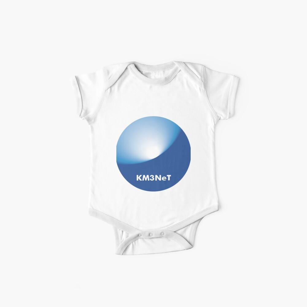 KM3NeT Logo Baby Bodys
