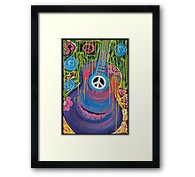 Quot Peace Guitar Hippie Abstract Art Quot By Laura Barbosa