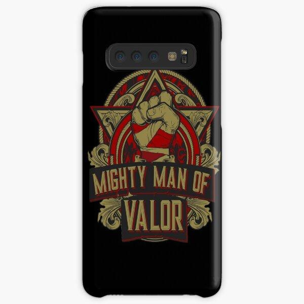 Mighty Man of Valor Samsung Galaxy Snap Case