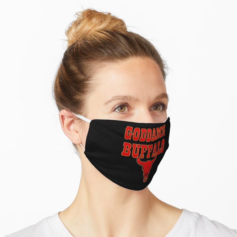GODDAMN BUFFALO Mask