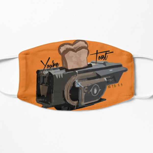 You're Toast! (Jotunn) Mask