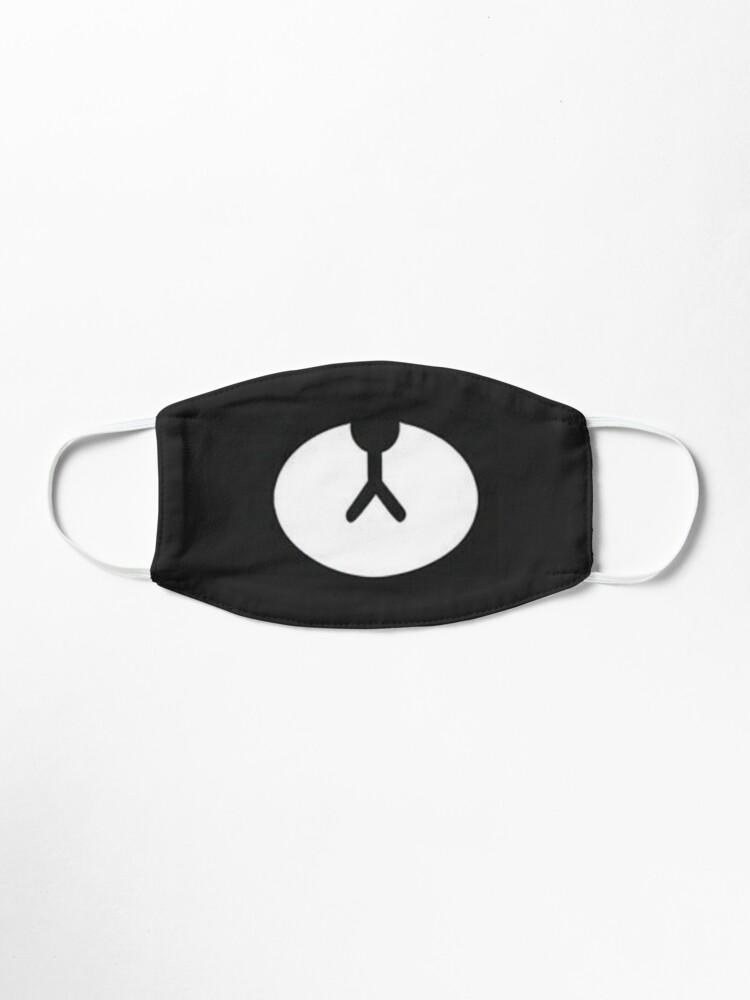 Roblox Bear Mask Mask By Greentyler Redbubble