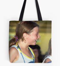 Girls having fun Tote Bag
