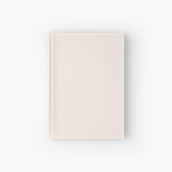 Linen White Hardcover Journal