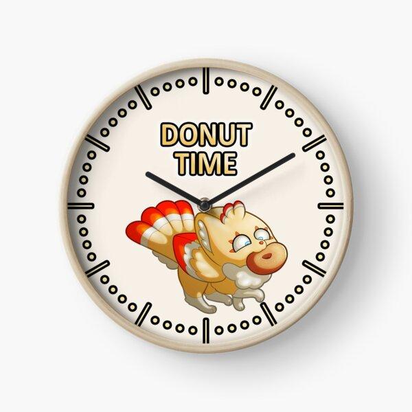 Kabitu Donut Time Clock