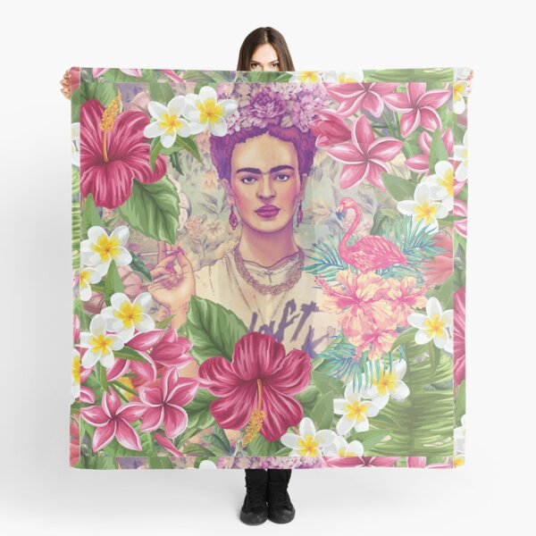 Frida kahlo jungle Scarf