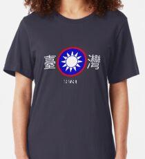 Taiwan T-Shirt Slim Fit T-Shirt