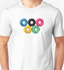 Doughnut rings Slim Fit T-Shirt