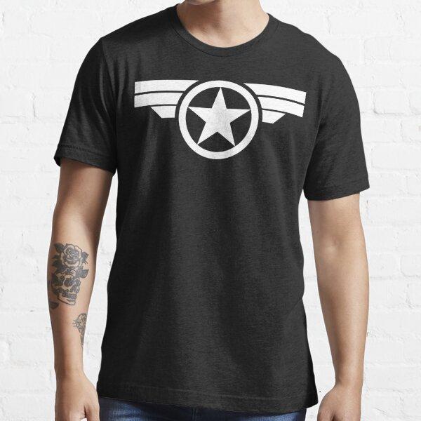 Super Soldier - White Essential T-Shirt