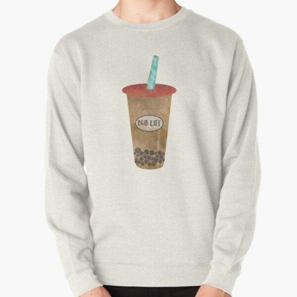 I Love Heart Tapioca Black Sweatshirt