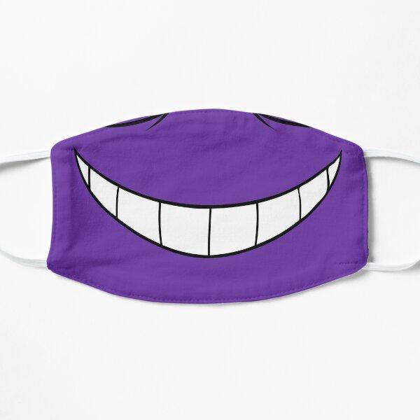 Purple Guy's Face Flat Mask