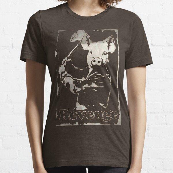 Revenge vegetarian, vegan shirt Essential T-Shirt