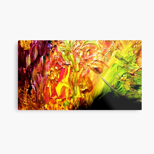 La Pepita:  Enchanted Fairyland Elf Metal Print