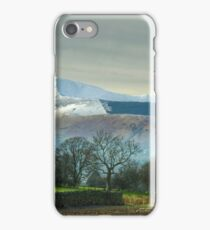 The View West Of The Circle iPhone Case/Skin