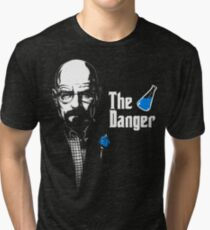 The Godfather of Danger Tri-blend T-Shirt
