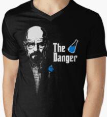 The Godfather of Danger Men's V-Neck T-Shirt