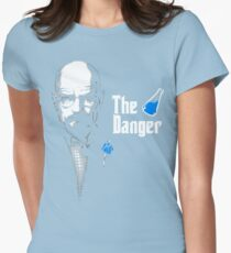 The Godfather of Danger Womens Fitted T-Shirt