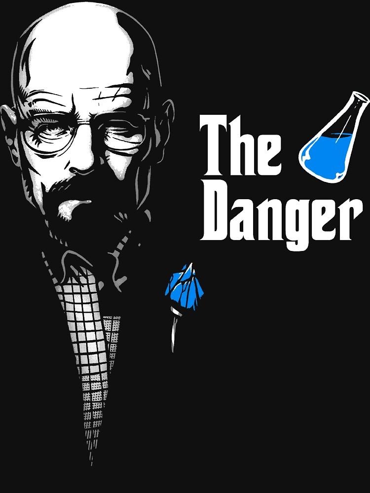TShirtGifter presents: The Godfather of Danger | Unisex T-Shirt