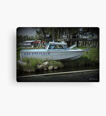 USS Primate Canvas Print
