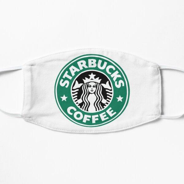Starbucks Coffee Flat Mask