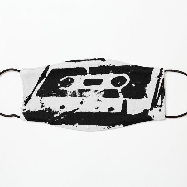 Cassette b&w  Kids Mask