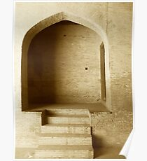Mughal Architecture - take two Poster