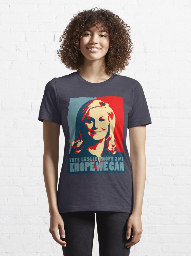 Alternate view of Knope We Can 2012 Essential T-Shirt