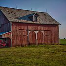The Old Barn 3 by Adam Northam