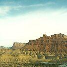 on the road , Utah by steveschwarz