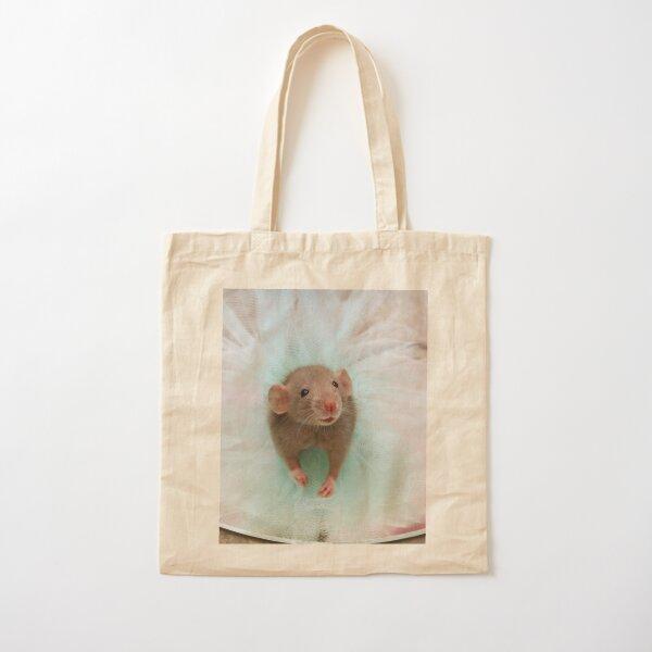 Ballerina Rat Encore Cotton Tote Bag