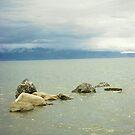 The Great Salt Lake,Utah by steveschwarz