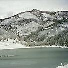 Wasatch Lake 2 by steveschwarz