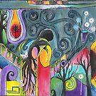 Holding Trees Captive by Faith Magdalene Austin