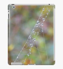 Silky Strands with Dew iPad Case/Skin