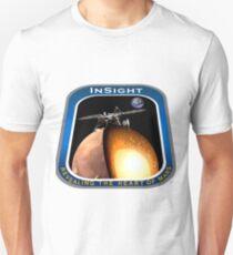 InSight Mission Operations Logo T-Shirt