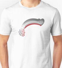 Heart rainbow grey T-Shirt