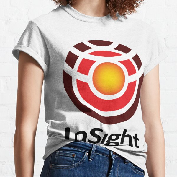 InSight Program Logo Classic T-Shirt