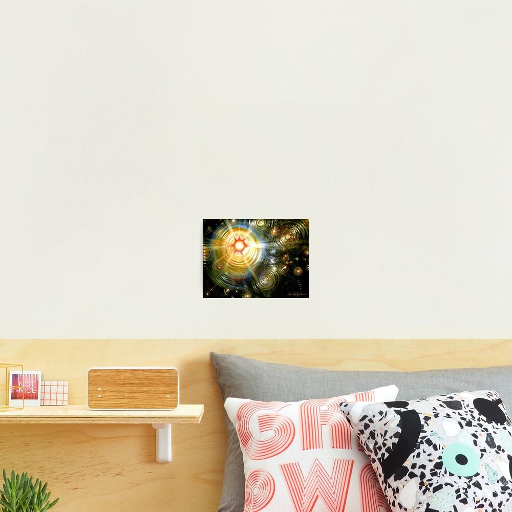 The Painter's Universe Photographic Print