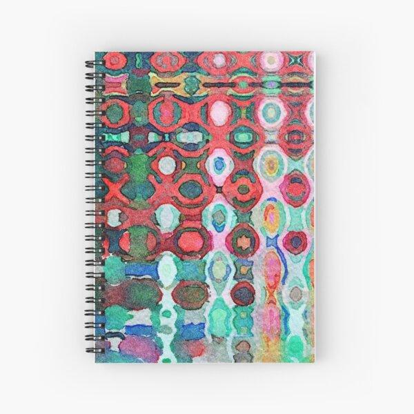 Artist Oils Spiral Notebook